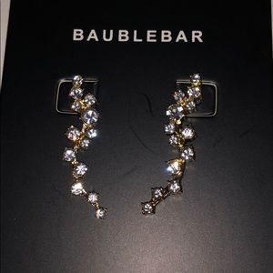 Baublebar ear rings